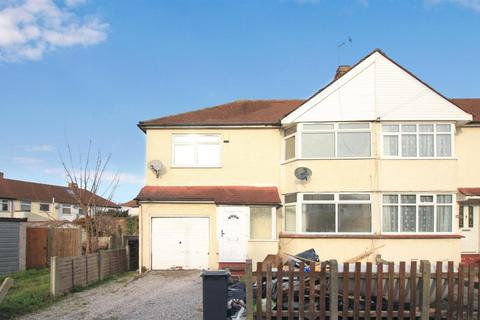 4 bedroom end of terrace house for sale - Elmgate Avenue, Middlesex, TW13