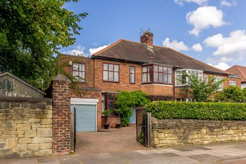 5 bedroom semi-detached house for sale - Kenton Road, Gosforth, Newcastle Upon Tyne, Tyne And Wear