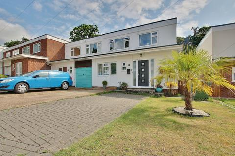 3 bedroom end of terrace house for sale - Abbotsfield Close, Lordswood, Southampton