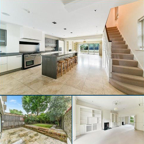 6 bedroom house to rent - St. Augustines Road, Camden, London, NW1