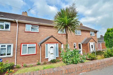 3 bedroom terraced house for sale - Lloyds Crescent, Exeter, EX1 3JQ