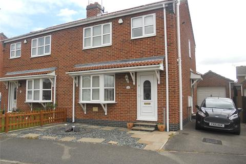 3 bedroom semi-detached house for sale - Ferry View, Thorngumbald, Hull, East Riding of Yorkshire, HU12