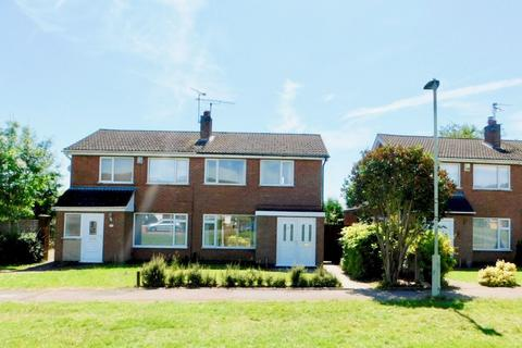 3 bedroom semi-detached house to rent - Stour Close, Oadby LE2 4GE