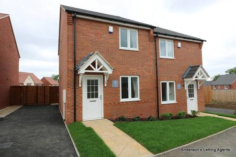 2 bedroom house to rent - Houghton-on-the-Hill