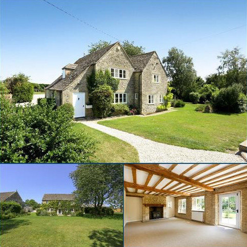 5 bedroom house to rent - Great Barrington, Burford, Oxfordshire, OX18