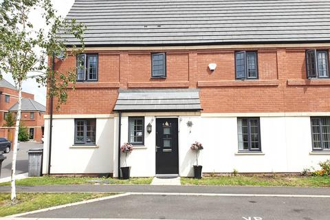 3 bedroom townhouse for sale - Hutton Place, Near Abbey Park , Leicester