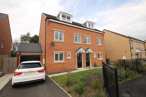 3 bedroom semi-detached house for sale - Lazonby Way, Newbiggin Hall