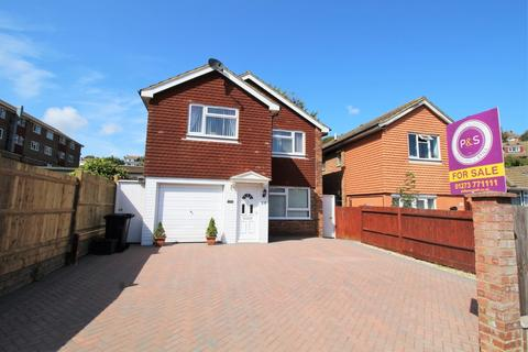 4 bedroom detached house for sale - Bankside, Brighton, BN1 5GN