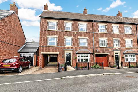 4 bedroom end of terrace house for sale - Stalbridge Drive, Swans Reach, Sandymoor