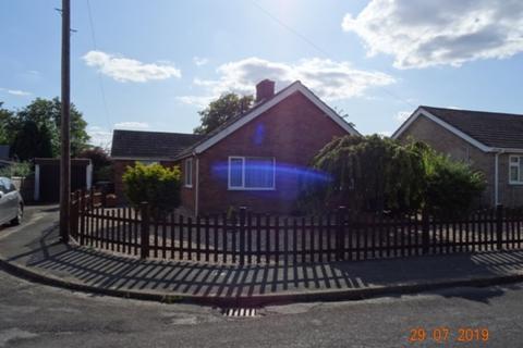 3 bedroom detached bungalow to rent - Lancaster Avenue, Horncastle