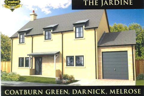4 bedroom detached house for sale - Plot 14, The Jardine, Coatburn Green, Melrose