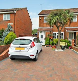 3 bedroom end of terrace house for sale - Hurstfield, Lancing BN15 9PA