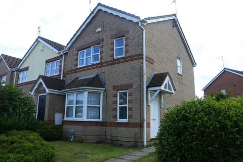 3 bedroom end of terrace house to rent - Navigation Way, Victoria Dock