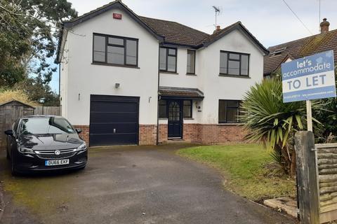 5 bedroom detached house to rent - Fairlie Park, Ringwood