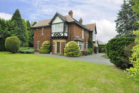 4 bedroom detached house for sale - Tudor House, Sandmoor Drive, Alwoodley, Leeds