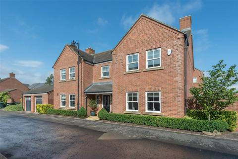 4 bedroom detached house for sale - Halton Way, Newcastle Upon Tyne, NE3