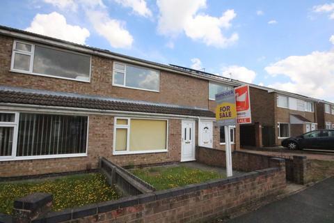 3 bedroom terraced house for sale - Redbrook Crescent, Melton Mowbray