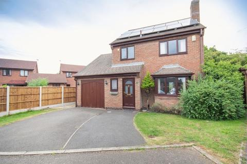 3 bedroom detached house for sale - BUNTING CLOSE, MICKLEOVER