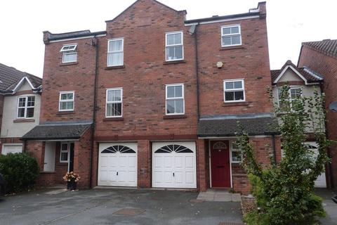 4 bedroom terraced house for sale - Hornby Drive, Congleton Cheshire CW12 4WB