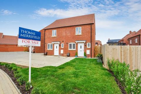 2 bedroom semi-detached house for sale - Redcar Road, Bicester