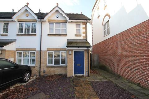 3 bedroom end of terrace house to rent - Tunnel Avenue, Greenwich, SE10