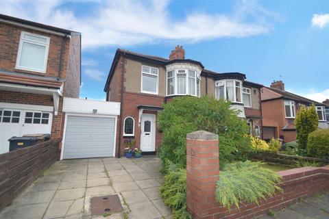 3 bedroom semi-detached house for sale - Amble Avenue, Whitley Bay