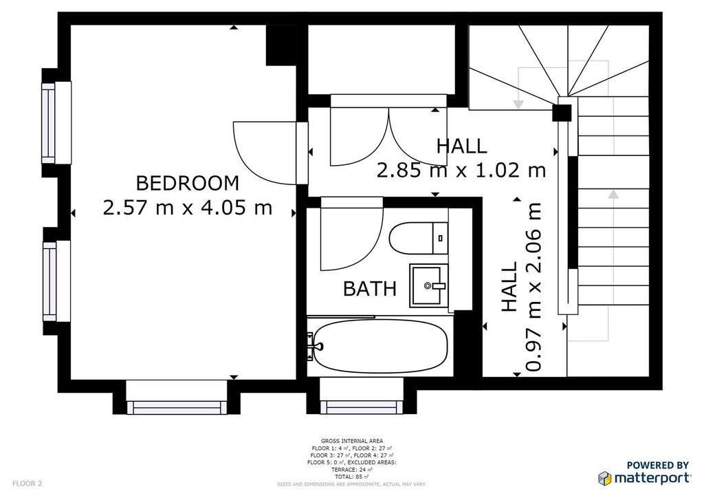 Floorplan 2 of 5: First Floor