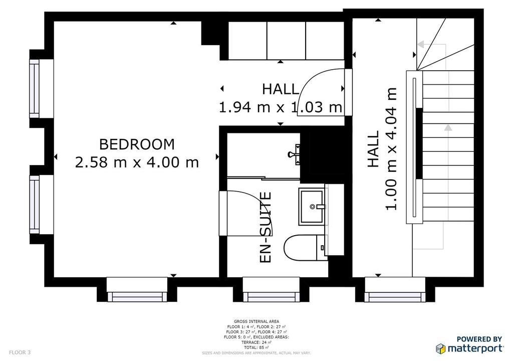 Floorplan 3 of 5: Second Floor