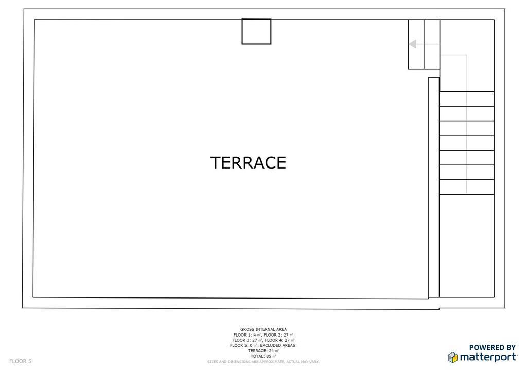 Floorplan 5 of 5