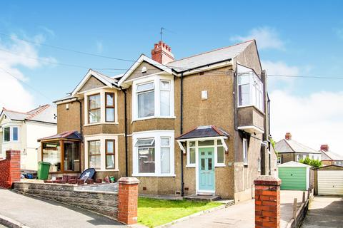 3 bedroom semi-detached house for sale - Uplands Road, Rumney, Cardiff, CF3