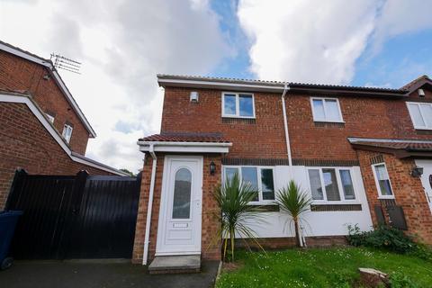 2 bedroom semi-detached house for sale - Aylsham Court, Thristley Wood, Sunderland