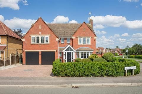 5 bedroom detached house for sale - Carnation Close, Leicester Forest East