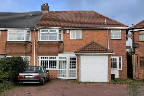 4 bedroom semi-detached house for sale - Cambrai Drive, Hall Green, Birmingham