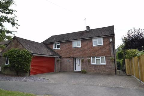 4 bedroom detached house for sale - Marlston Road, Hermitage, Thatcham, Berkshire, RG18