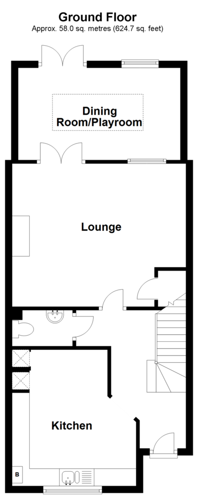 Floorplan 3 of 3: Ground Floor
