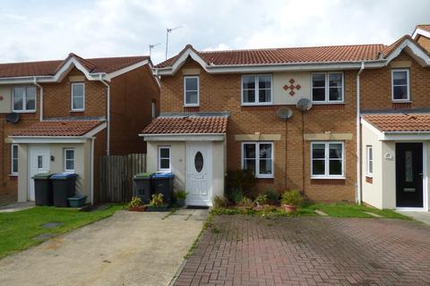 3 bedroom semi-detached house to rent - Fenwick Way, Consett, Durham, DH8 5FE