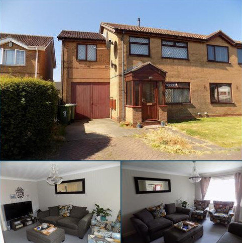 4 bedroom semi-detached house for sale - Sunningdale Drive, Immingham DN40
