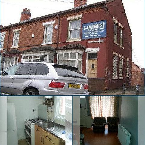1 bedroom semi-detached house to rent - Malmesbury road, Birmingham B10