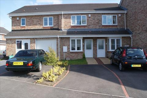 2 bedroom terraced house to rent - Hazel Court, Haswell, Durham, DH6 2DE