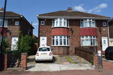 2 bedroom semi-detached house for sale - Broadwood Road, Newcastle upon Tyne, Tyne and Wear