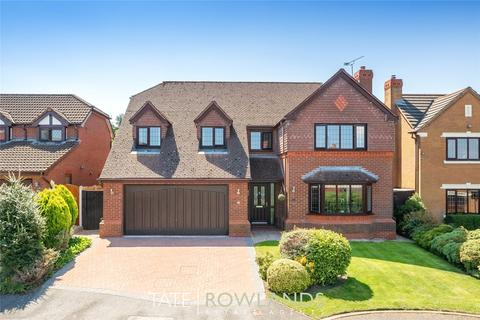 4 bedroom detached house for sale - Auden Close, St Davids Park, Hawarden, Flintshire, CH5