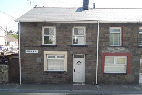 3 bedroom end of terrace house to rent - Gilfach Road, Porth