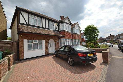 4 bedroom semi-detached house for sale - Oaks Road, Stanwell