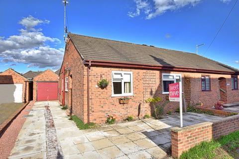2 bedroom semi-detached bungalow for sale - Victoria Road, Pocklington