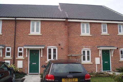2 bedroom terraced house to rent - Grantham, Mayflower Mews