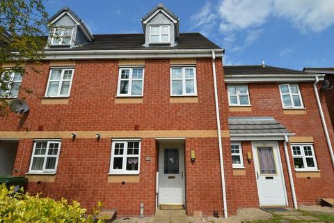 3 bedroom terraced house for sale - Springfield Road, Rugeley