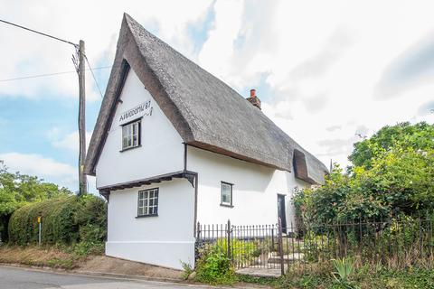 4 bedroom cottage for sale - Church Street, Thriplow, Royston