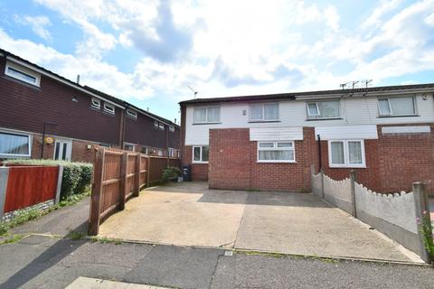 3 bedroom end of terrace house for sale - Champion Close, Rowlatts Hill, Leicester