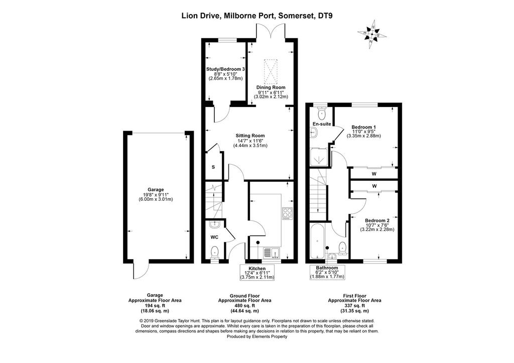 Floorplan: Picture No. 12
