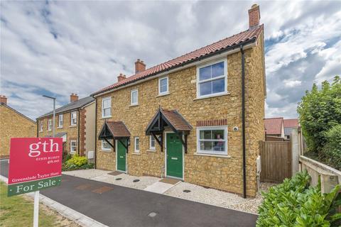 3 bedroom semi-detached house for sale - Lion Drive, Milborne Port, Sherborne, Somerset, DT9